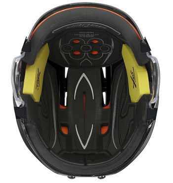 Bauer RE-AKT 75 casco nero (2)