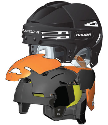 Bauer RE-AKT 75 casco royal (3)